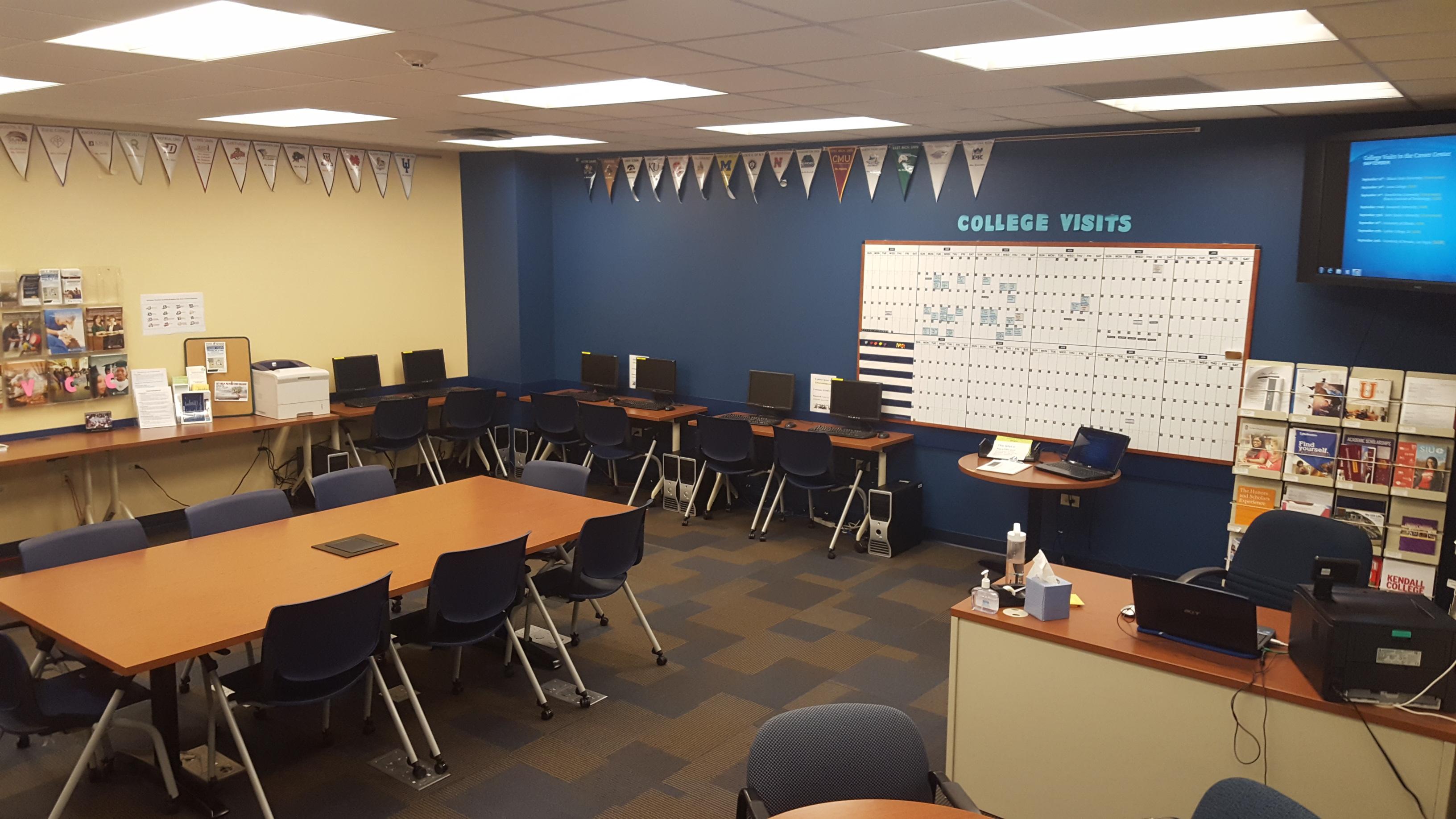 college  u0026 career center