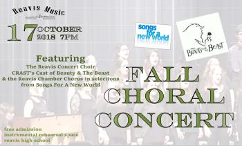 Fall Choral Concert | Reavis High School