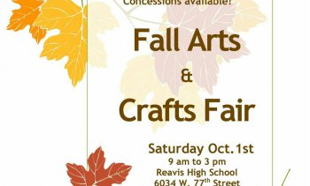 Reavis High School Craft Show